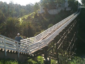 Quince St Bridge San Diego