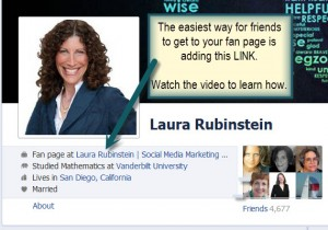 Get Facebook Friends to Your Fan Page