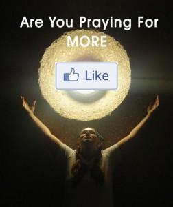 Get friends to like facebook fan page