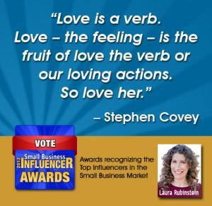 Stephen Covey Business Coach Love Laura Rubinstein Laura Rubenstein