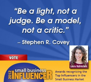 Stephen Covey Small Business Wisdom Model