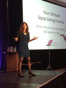 social selling training Laura Rubinstein