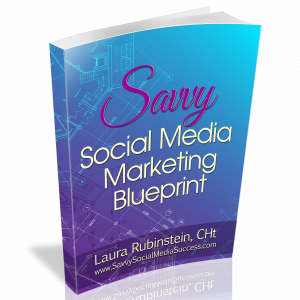 savvy social media blueprint - get it free